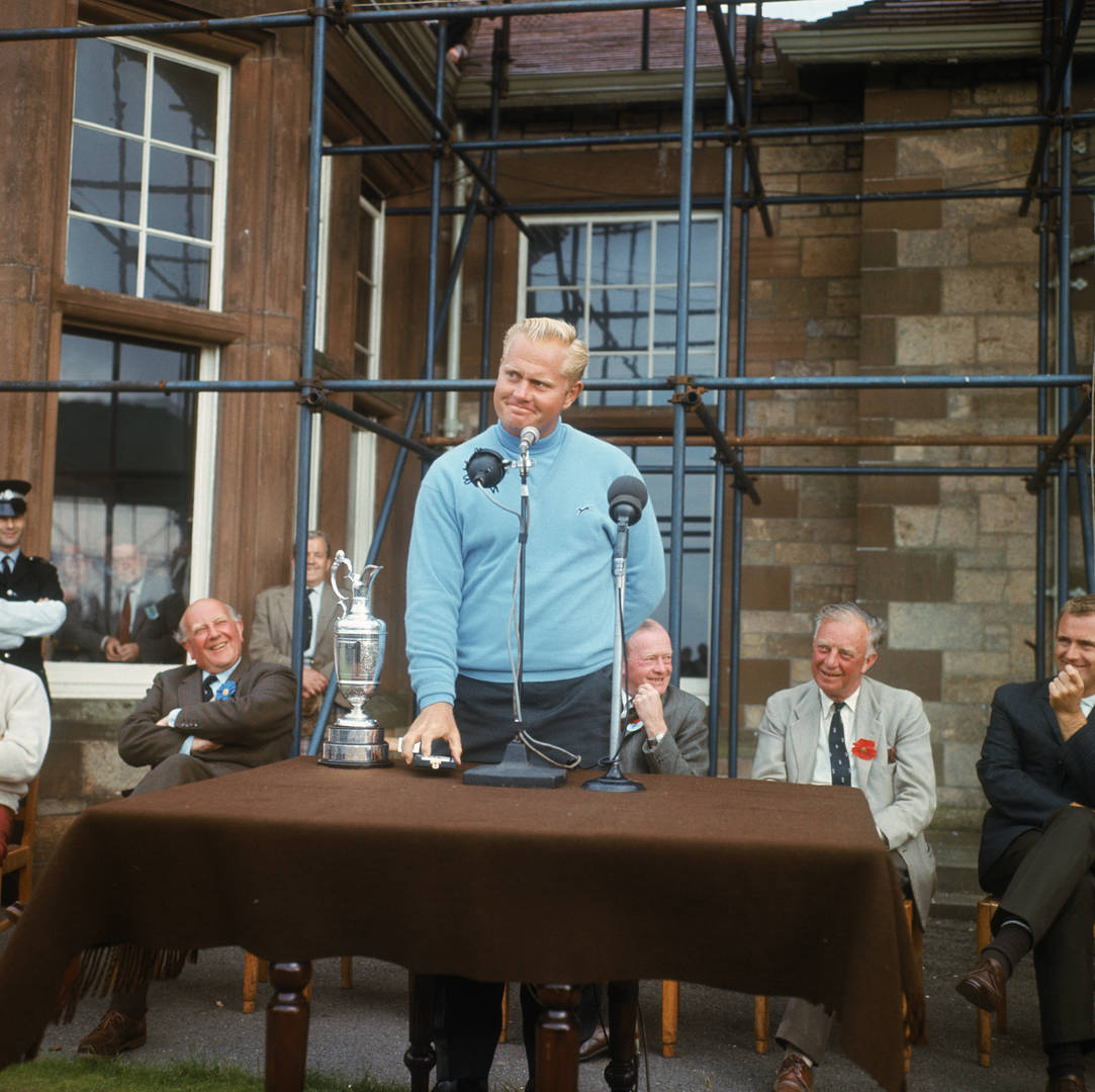 Jack Nicklaus - The Open