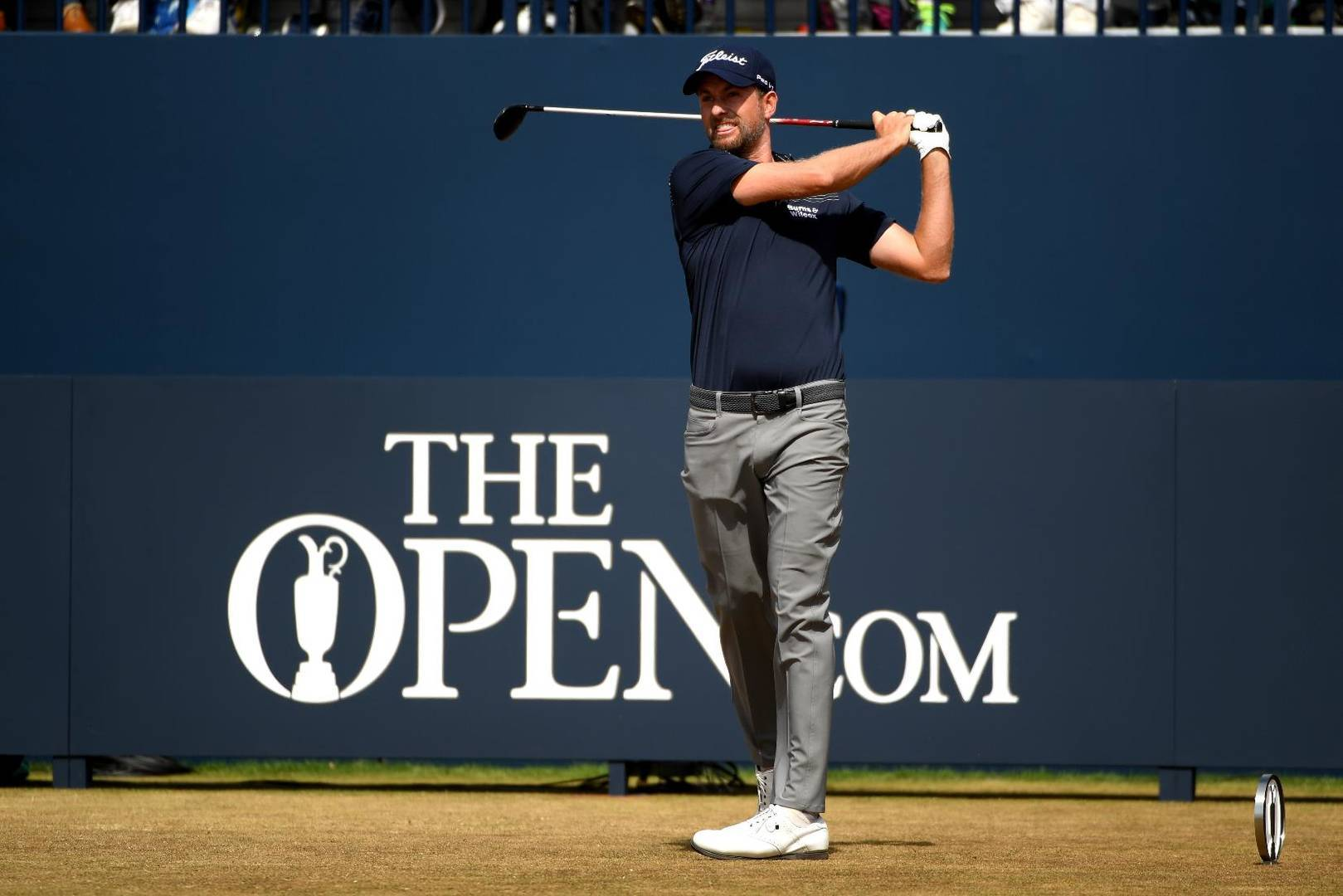 Webb Simpson's player profile for The 148th Open at Royal Portrush